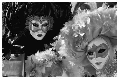Fototapeta Karneval Venedig