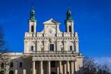 Katedra Św. Jana Chrzciciela, Lublin, Polska.