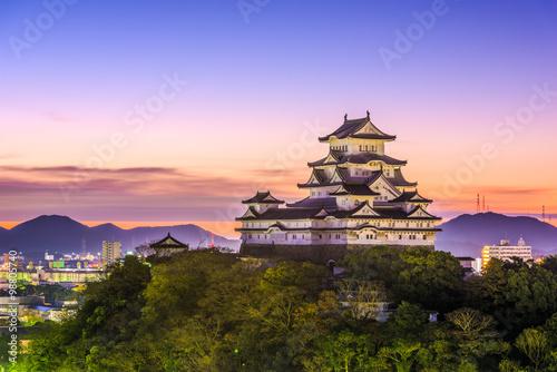 Foto op Aluminium Beijing Himeji Castle