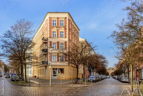 Plagát, Obraz Historischer Kaskelkiez Berlin-Lichtenberg