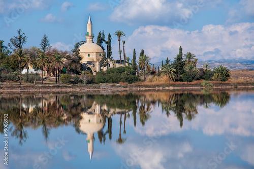 Foto op Plexiglas Cyprus Hala Sultan Tekke in Cyprus