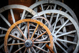 Horse Car Wheels
