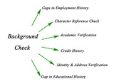 Diagram of Background Check