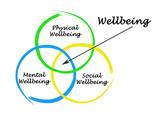 Diagram of wellbeing - 99069705