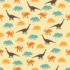 Dinozavrov background.