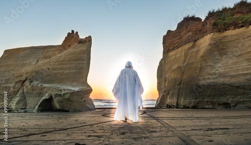 Zdjęcia na płótnie, fototapety, obrazy : Light of Jesus
