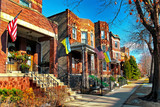 Typical architecture in the Ukrainian Village at Chicago, USA - 99130723