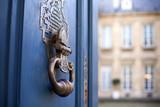 Knocker on a door - 99133973