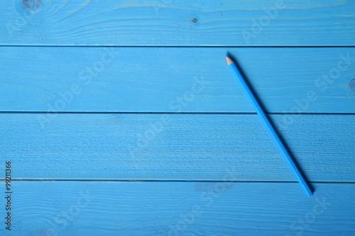 Poster mavi kalem