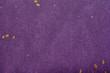 紫色の和紙 金箔 背景素材