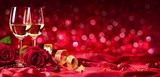 Romantic Celebration Of Valentine