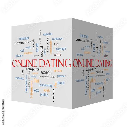 online dating profile analysis