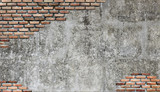 brick wall vintage background
