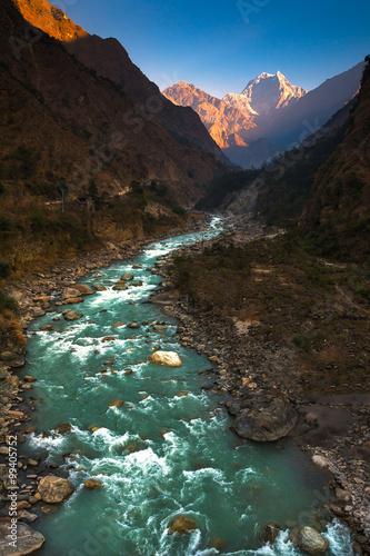 description mountain river natural - photo #4