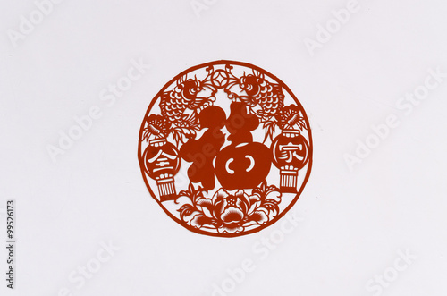 Poster Chinese new year Spring festival couplets happy new year