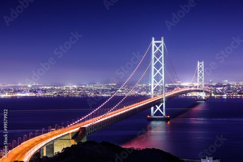 Akashi Bridge of Japan