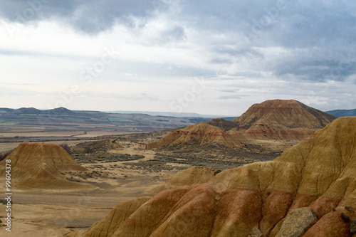 Poster Views of the Bardenas Reales