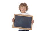 Enfant Tenant Ardoise Wall Sticker