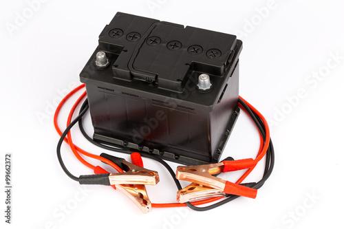 Poster car battery