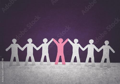 Poster leadership in team