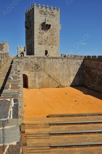 Poster portuguese castle