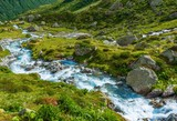 Scenic Alpine River