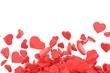 Obrazy na płótnie, fototapety, zdjęcia, fotoobrazy drukowane : 3d background made from many hearts