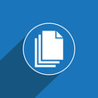 Document icon for web and mobile