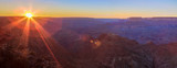 Majestic Vista of the Grand Canyon at Dusk - 99889523