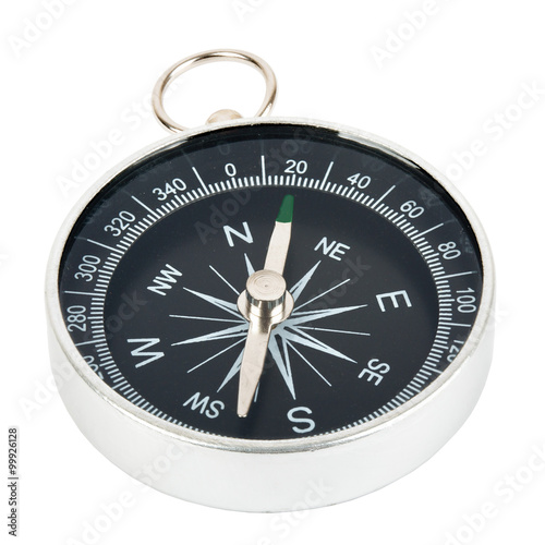 Poster Compass on white