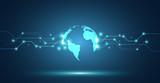 mondo, hi tech, sfondo, internet, comunicazione
