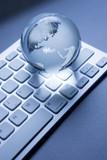 Global & international business concept