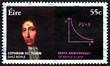 Постер, плакат: Postage stamp Ireland 2012 Robert Boyle Natural Philosopher