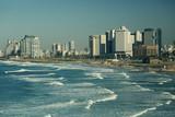 Fototapety views of Tel Aviv