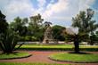 Chapultepec Castle Garden