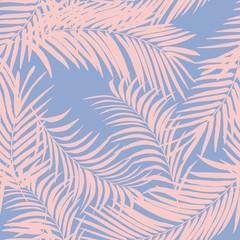 fototapeta wzór palma