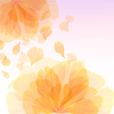 Vectorized watercolor drawing. - 100099791