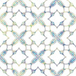 Vintage ornamental seamless pattern. Vector illustration, EPS 10