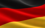 Flag of Germany - 100190945