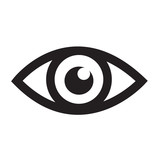 Eye icon illustratio...