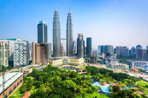 Kuala Lumpur Malaysia Poster