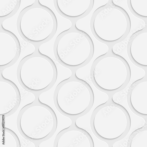 Seamless Damask Pattern - 100219179