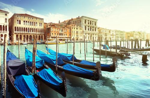 Zdjęcia na płótnie, fototapety na wymiar, obrazy na ścianę : Grand Canal, Venice, Italy