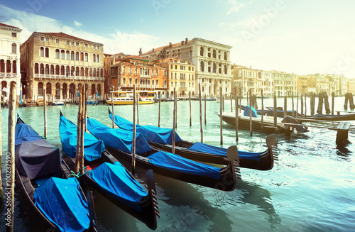 Fototapety, obrazy : Grand Canal, Venice, Italy