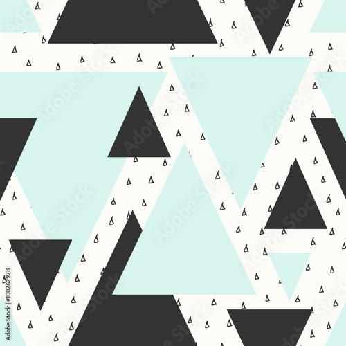 Abstract Geometric Pattern - 100262978