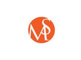 Double MS letter logo