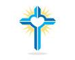 Obrazy na płótnie, fototapety, zdjęcia, fotoobrazy drukowane : Christ Love Blessing Church