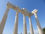 сиде - древнегреческий город в турции