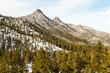 Spring Mountains around Las Vegas, Southern Nevada, USA