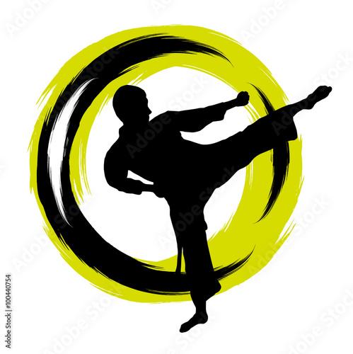 Fototapeta Karate - 79